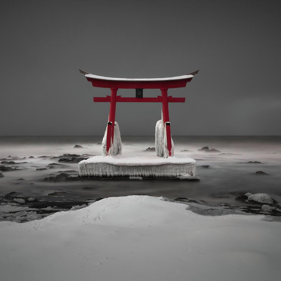 Torii Gate I by Francis Ansing
