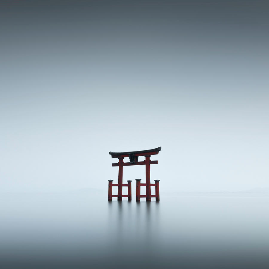 Torii Gate III by Francis Ansing