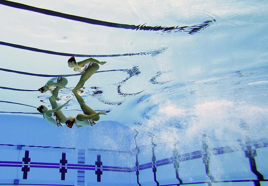 Toronto 2015 Pan Am Games - Day 1 Photograph by Al Bello