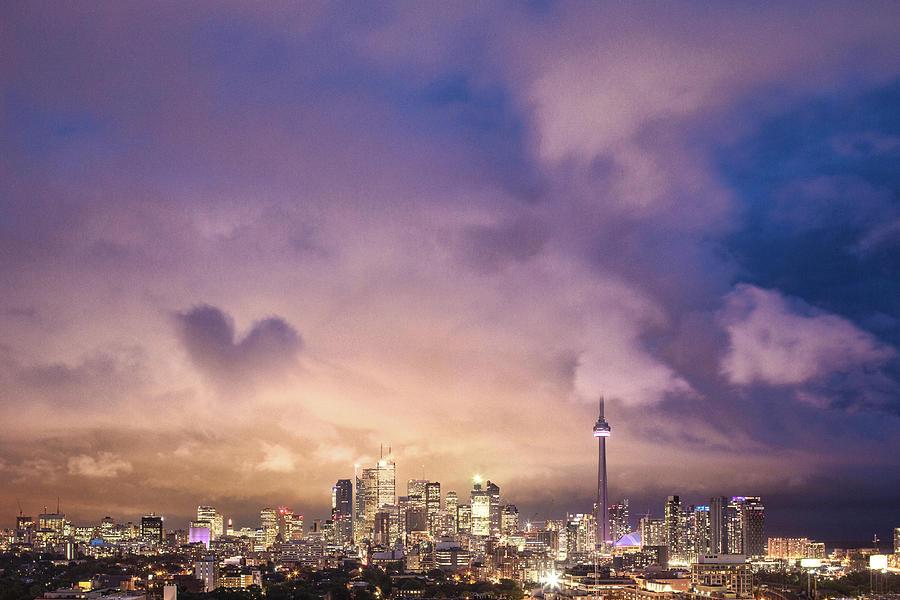 Toronto Love Photograph by Richard Gottardo - Info@richardgottardo.com