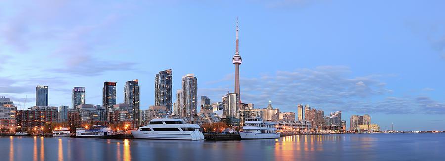 Toronto, Ontario, Canada Photograph by Veni