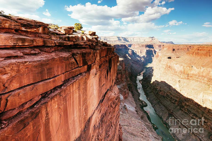 Toroweap overlook, Grand Canyon, Arizona, USA by Matteo Colombo