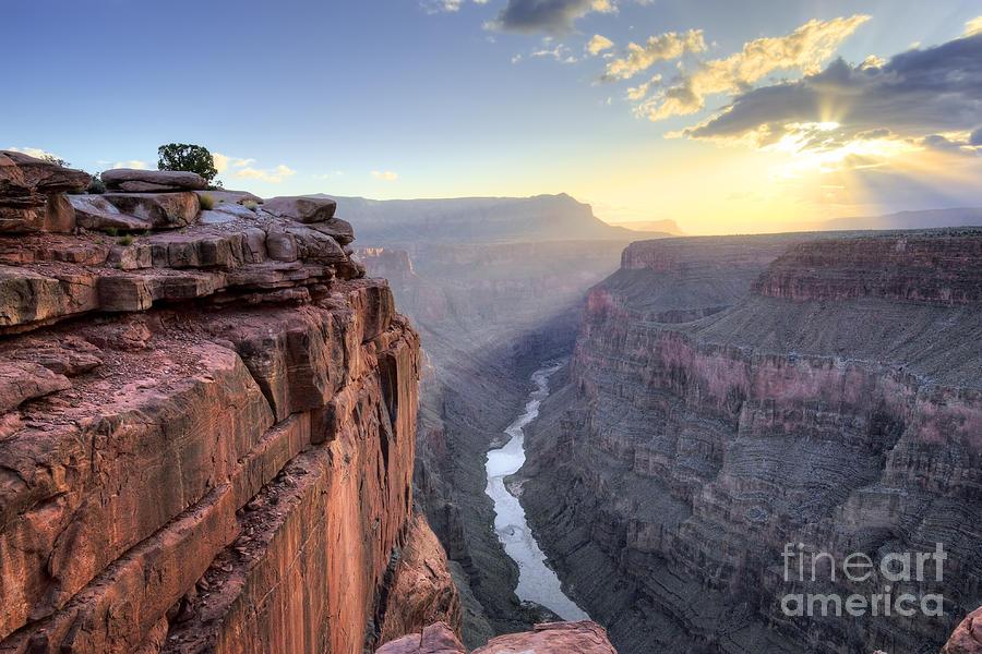 Southwest Photograph - Toroweap Overlook On The North Rim Of by Kojihirano