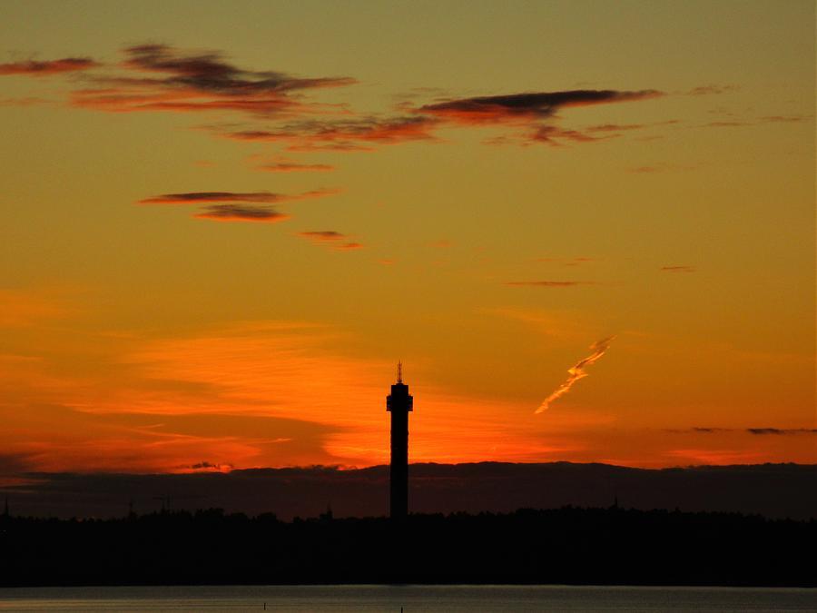 Torre de guardia by Rosita Larsson