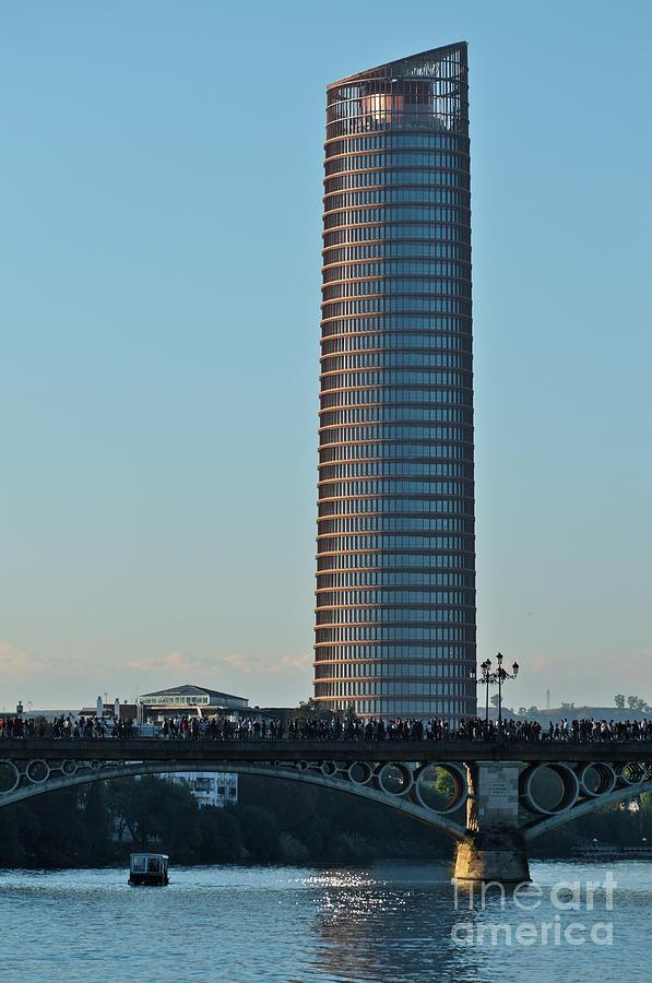 Torre de Sevilla by Angelo DeVal
