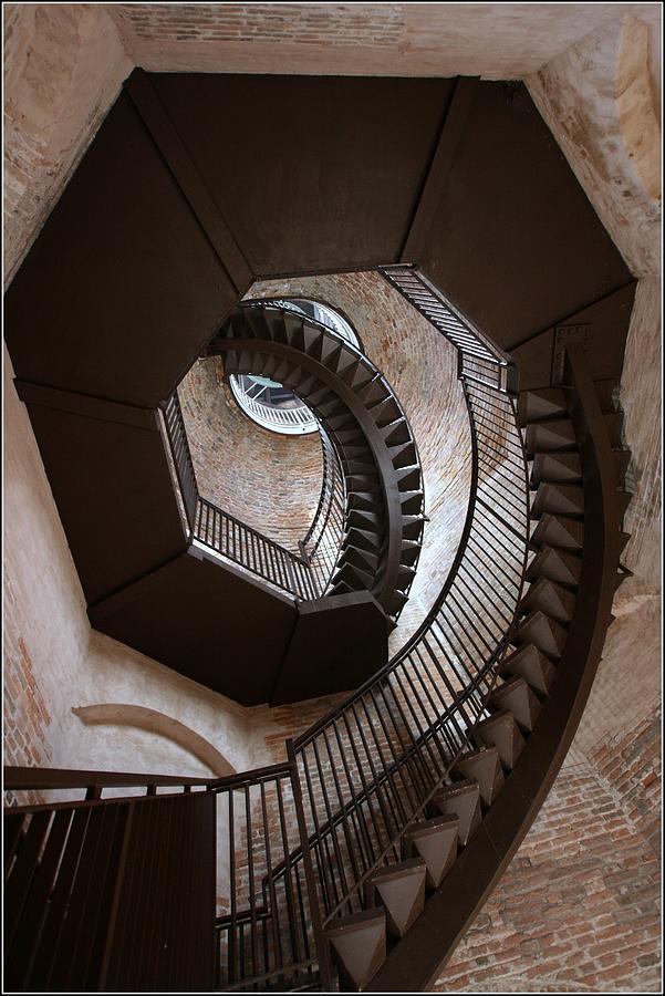 Torre Dei Lamberti Photograph by J.castro