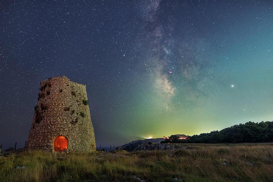 Torre Minervino by Ralf Rohner
