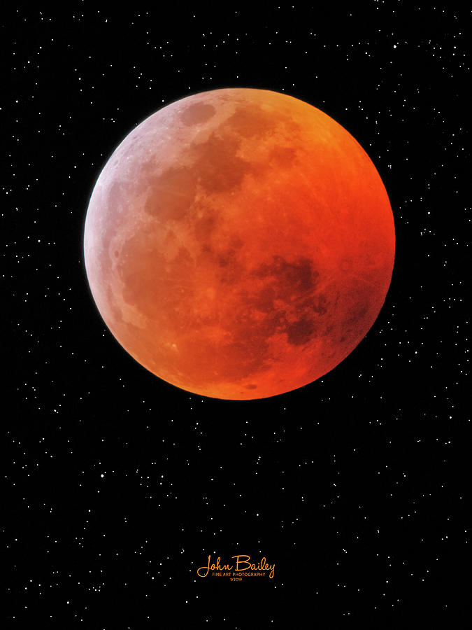 blood moon january 2019 south carolina - photo #25