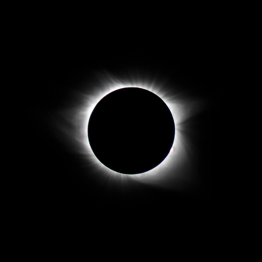 Totality Photograph