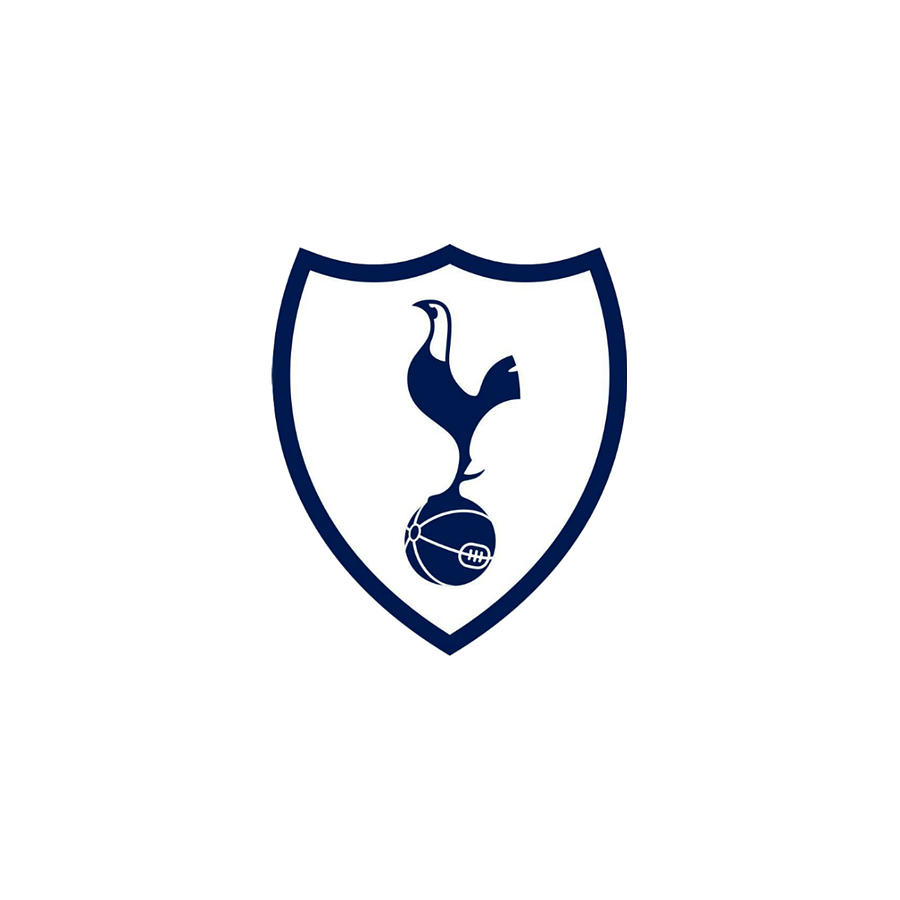 Tottenham Hotspur Logo Digital Art By Vera Wahid