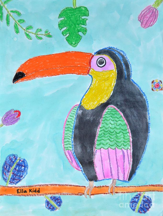 Toucan by Greg Moores