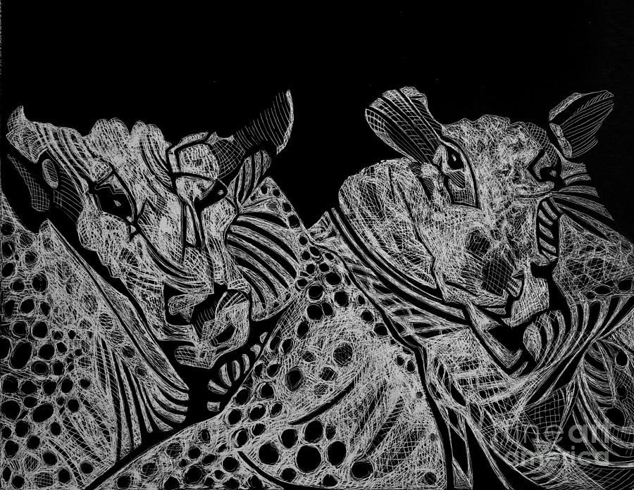 Tough Rams by Cindy Suter