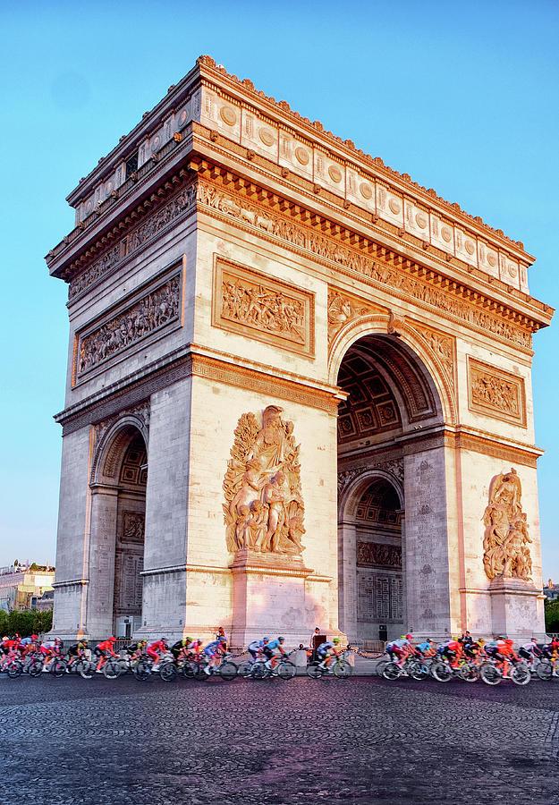 Tour de France by Matthew Pace