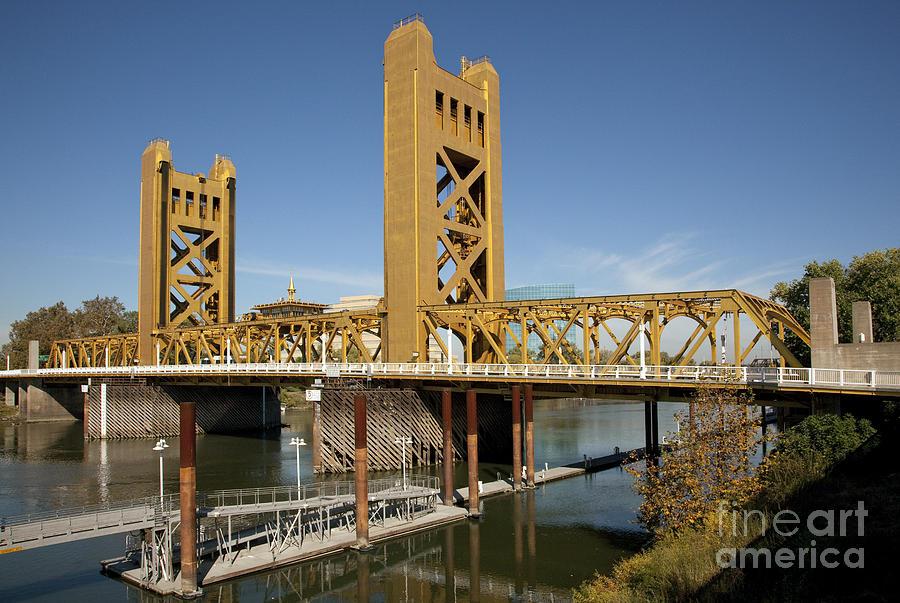 TOWER BRIDGE, 2009 by Carol Highsmith