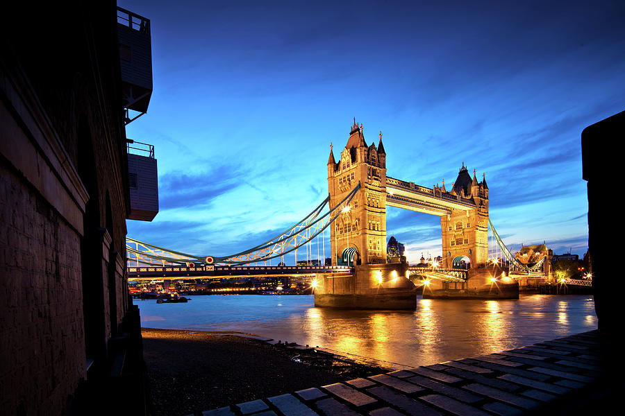 Tower Bridge London Photograph by Nikada