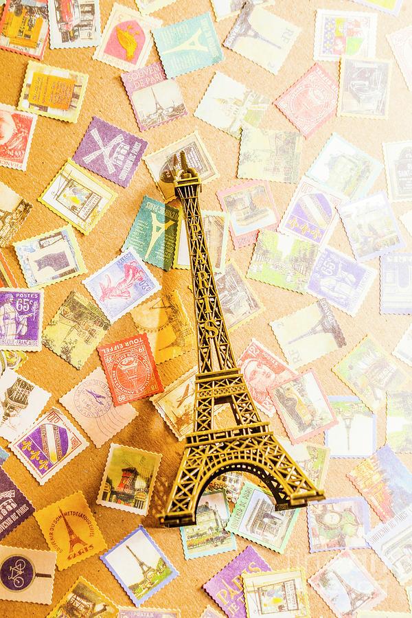 Eiffel Tower Photograph - Tower Of Eiffel  by Jorgo Photography - Wall Art Gallery