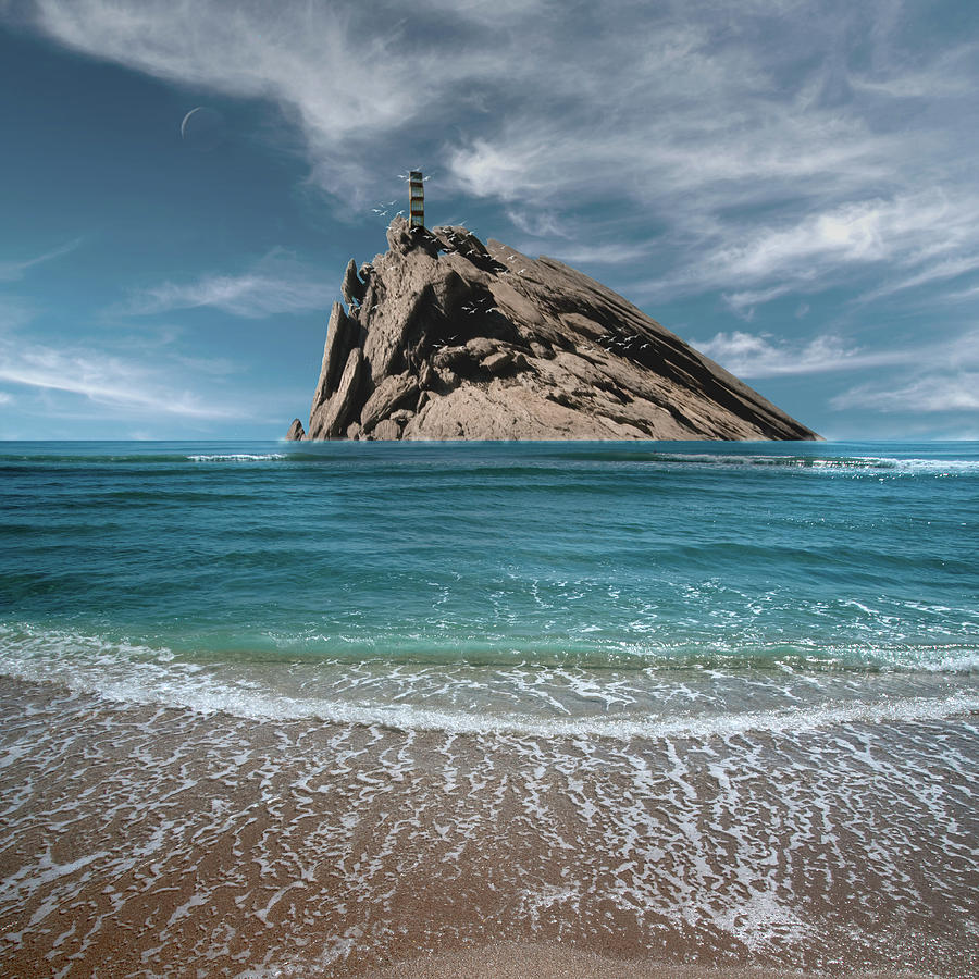 Tower Rock by Marc Ward