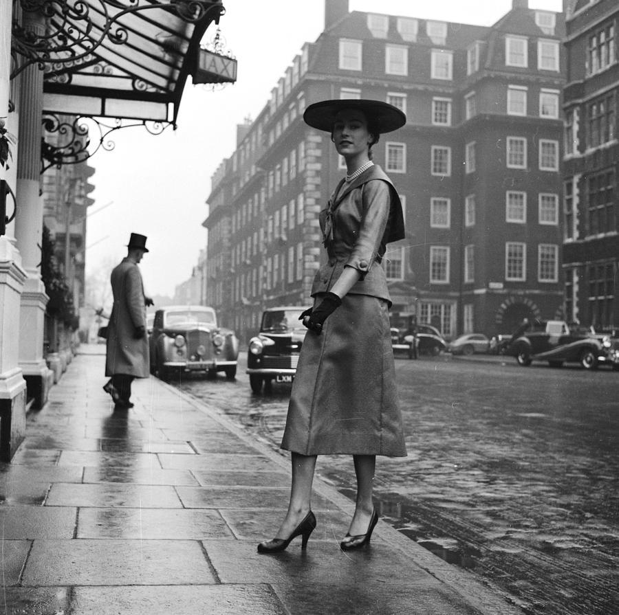 Town Fashion Photograph by John Chillingworth