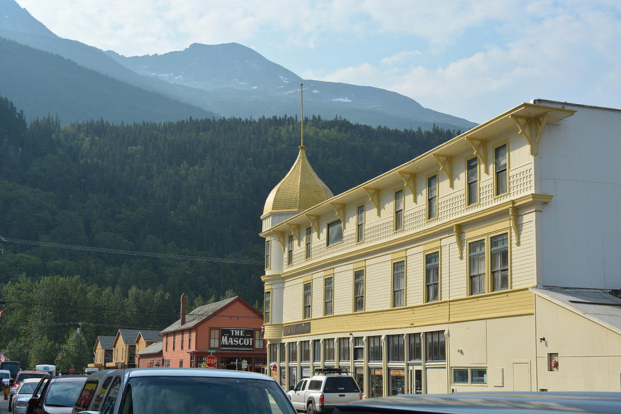Town of Juneau by Joe Smiga