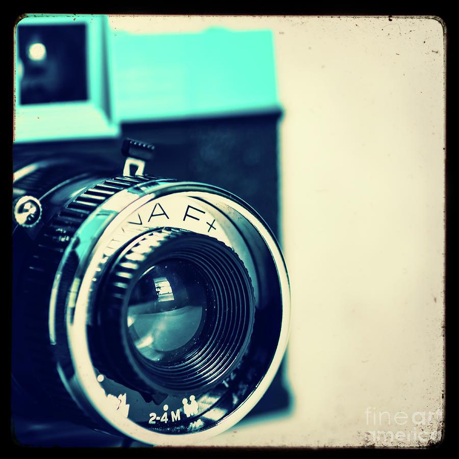 Toy Camera Still Life by Sonja Quintero