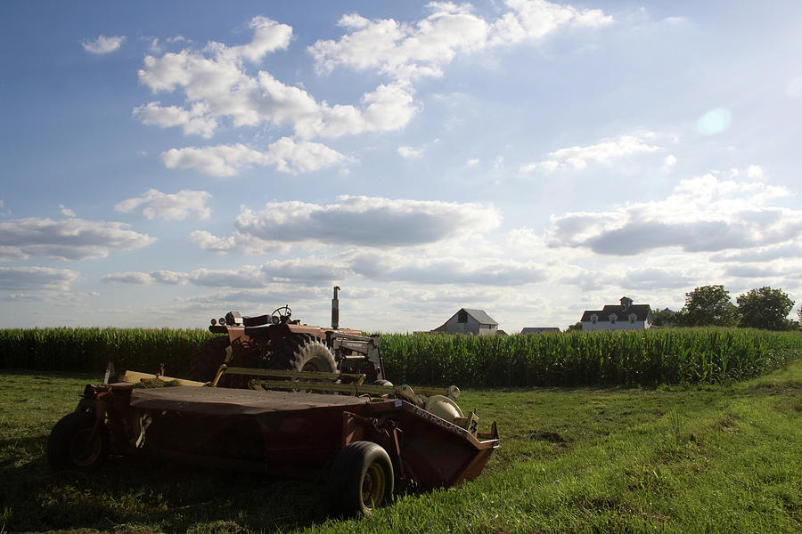 Tractor Stop by Dylan Punke
