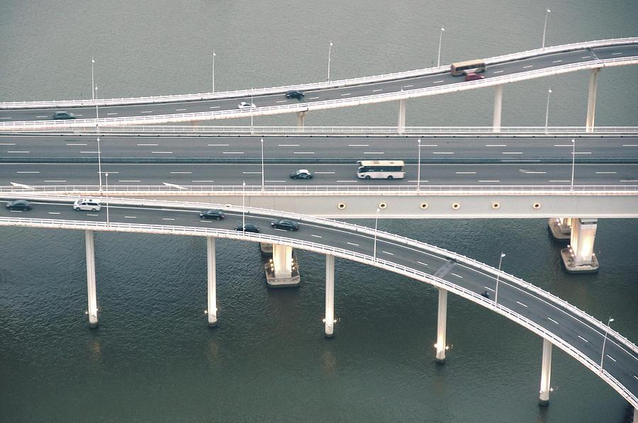 Traffic Network Photograph by Jimmy Ll Tsang