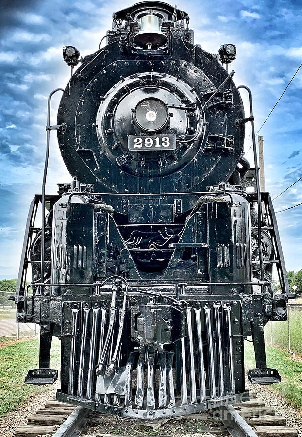 Train by Pamela Walrath