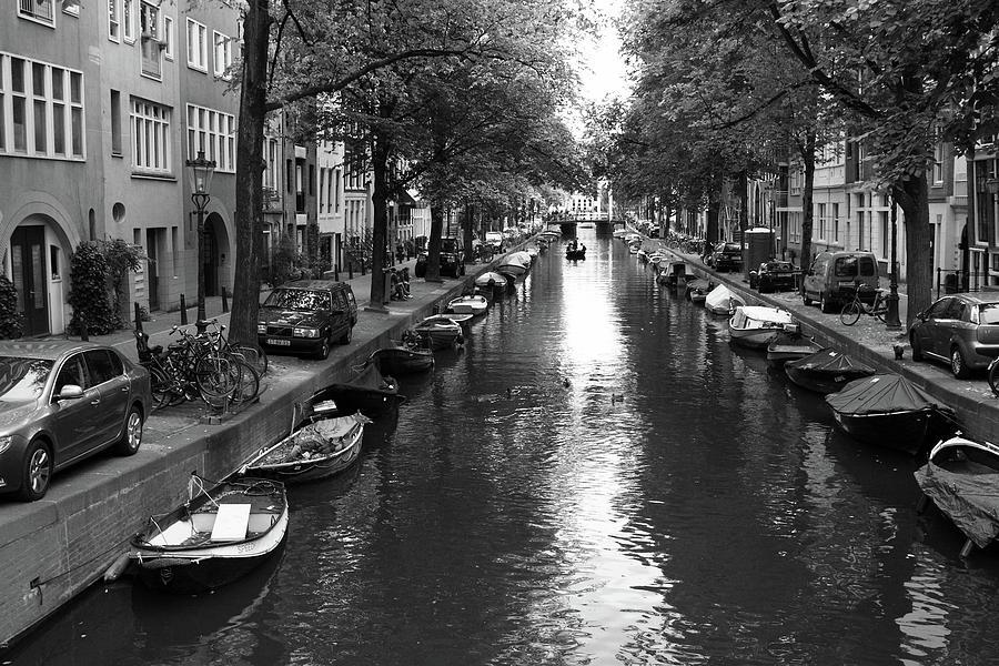 Tranquil Amsterdam  by Aidan Moran