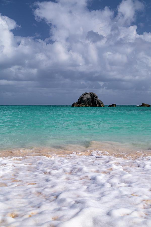 Tranquil Beach Days Photograph