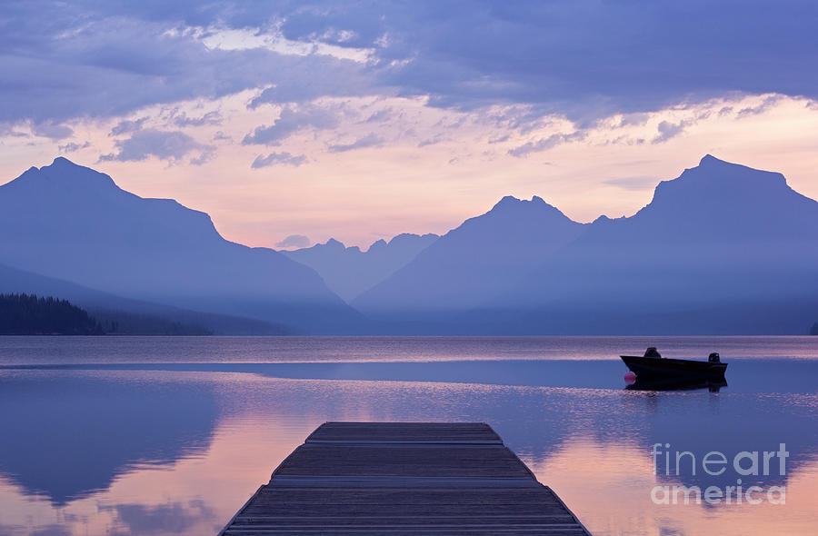 Tranquil Dawn Photograph by Wldavies