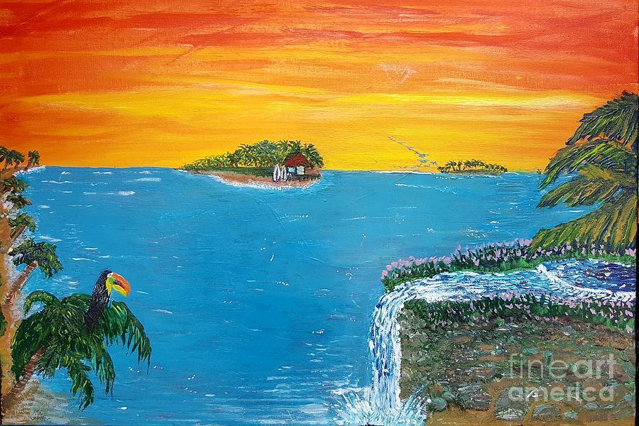 Tranquil spirit by Troy Jones
