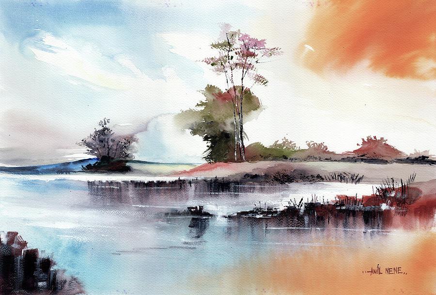Tranquil2 by Anil Nene