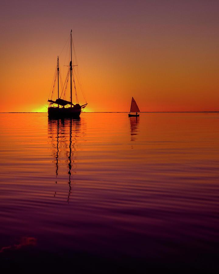 Tranquility Bay by Gary Felton