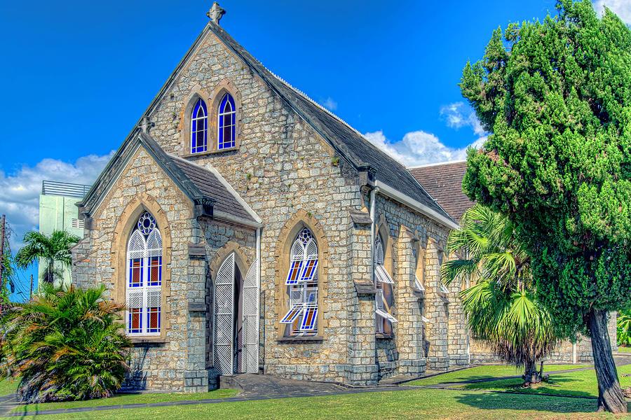 Tranquility Methodist Church by Nadia Sanowar
