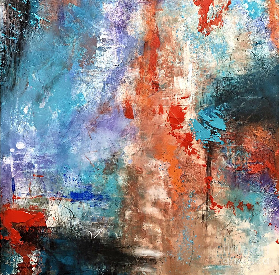 Transitions by Mary Mirabal