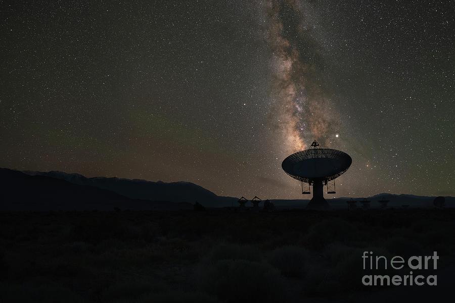 Transmitting  by Michael Ver Sprill