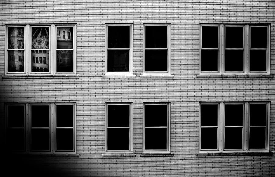 Matthew Blum Photograph - Trapped by Matthew Blum