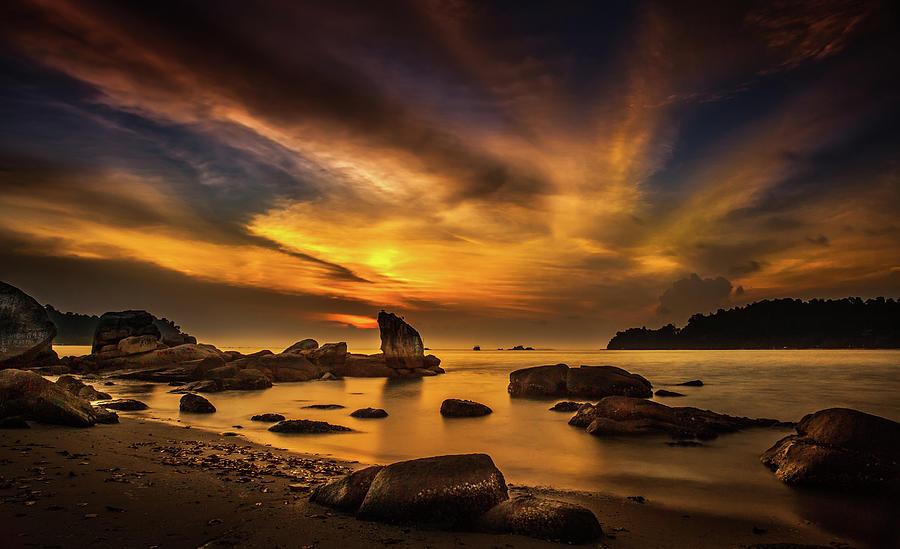 Travel Malaysia Photograph by Simonlong