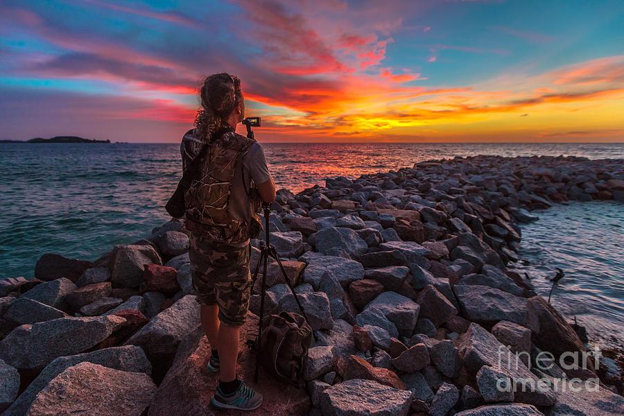 Travel photographer Seychelles by Benny Marty