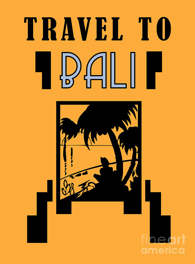Travrl to Bali by Aapshop