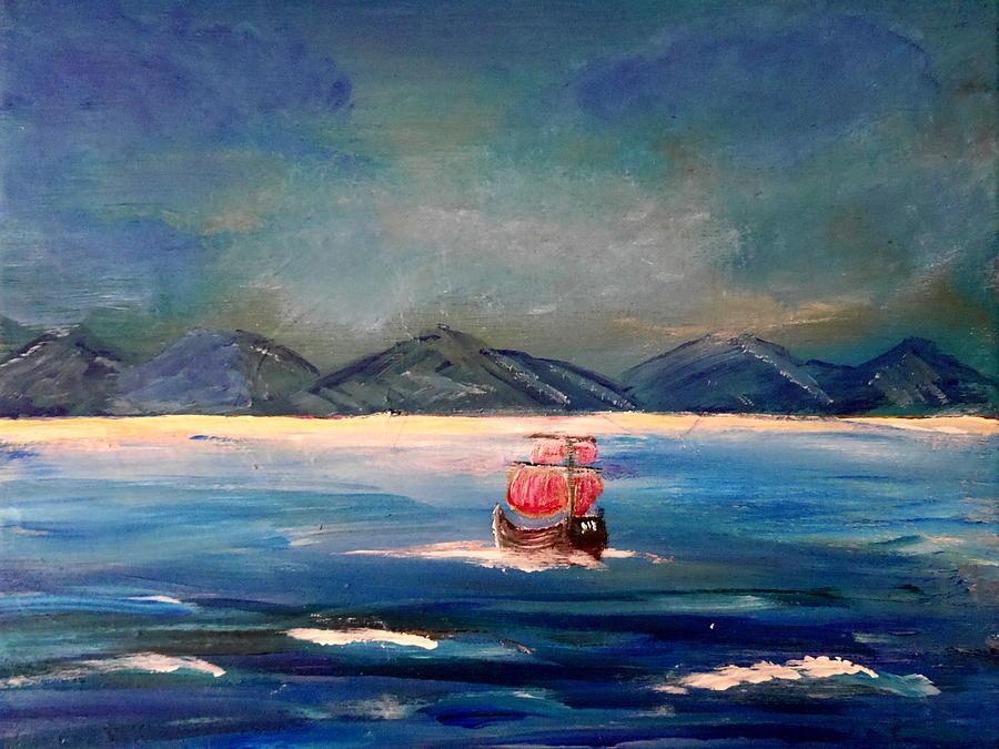 Treasure island by Bernd Hau