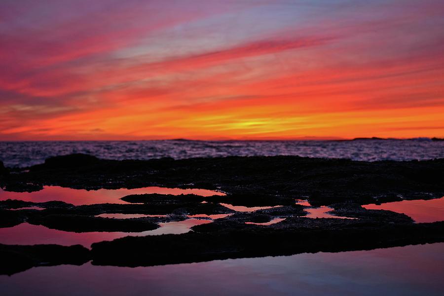 Treasure Island Coastal Sunset by Kyle Hanson