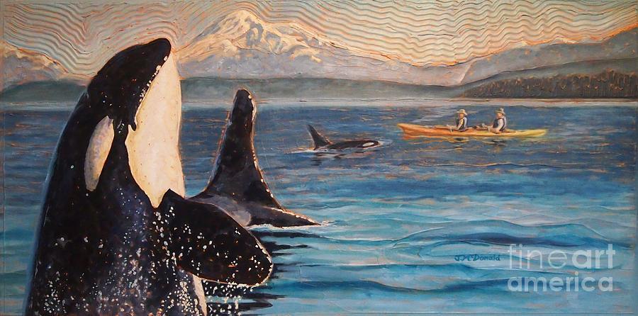 Treasures of the Salish Sea by Janet McDonald