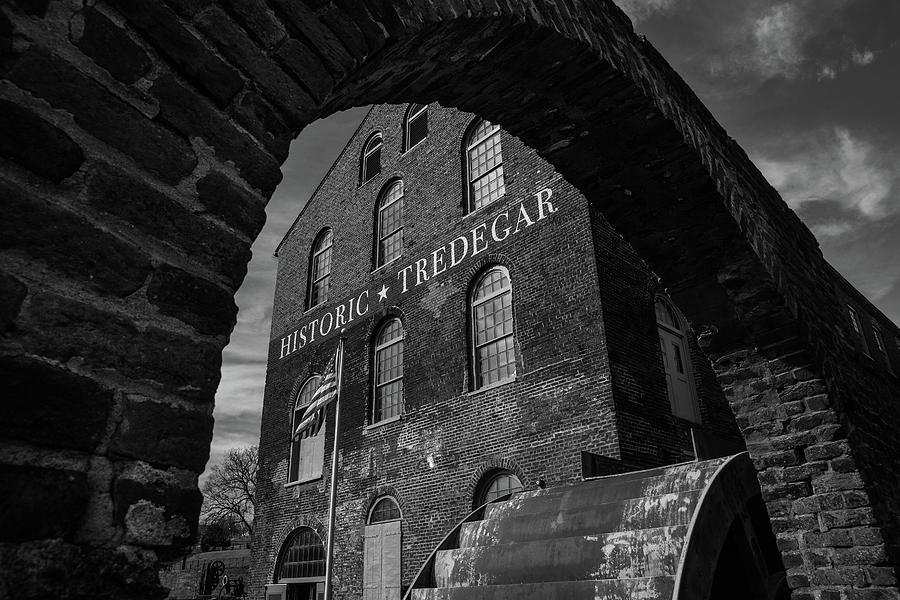Tredegar Iron Works, Richmond Photograph by Fred DeSousa