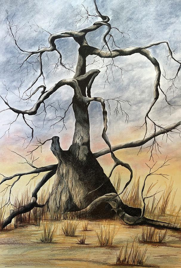 Tree 1 by Mary Rimmell
