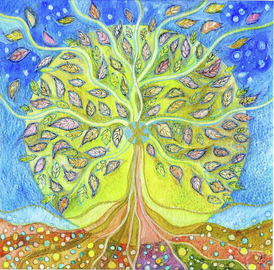 TREE AURICLE by FAITH NOLTON