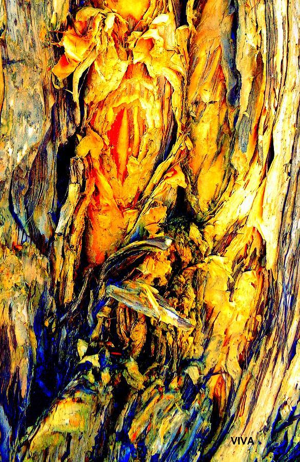 Tree Bark 2 by VIVA Anderson