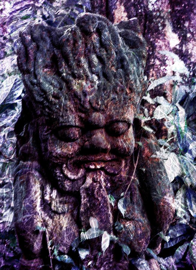 Tree God by Melanie Maslaniec