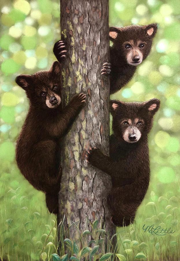 Tree Huggers by Marlene Little