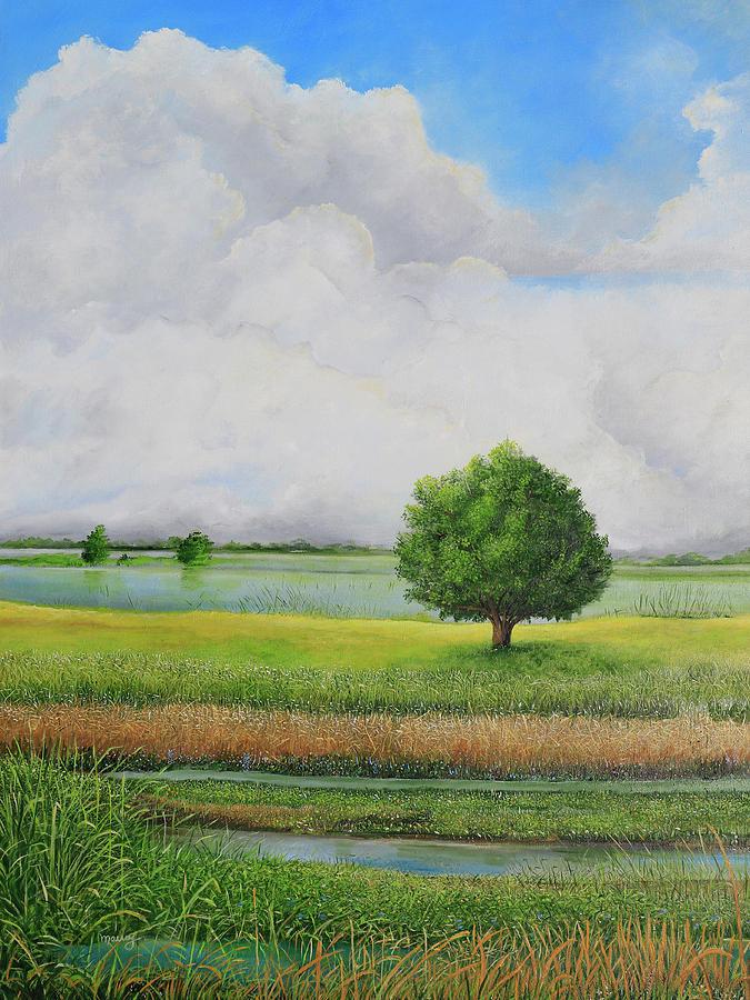 Tree Lake by Alicia Maury